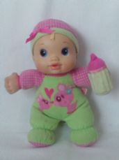 Adorable My 1st 'Baby Alive' Babbling, Crying, Giggling Baby Plush Doll